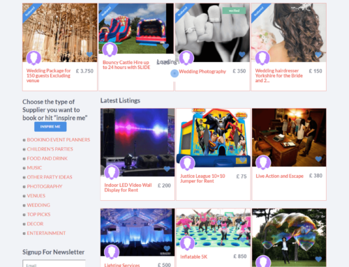 Bookino – Airbnb of Local events