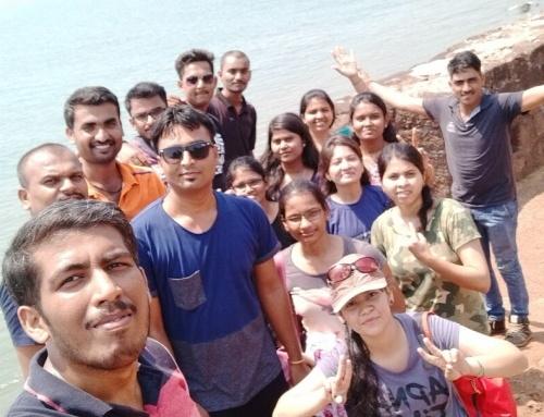 Team Outing @ Malvan