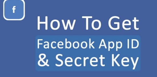 Facebook-App-ID-And-Secret-Key
